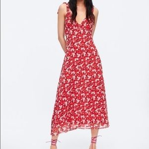 Zara NWT Maxi dress